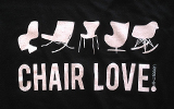 camiseta delikatissen chair love
