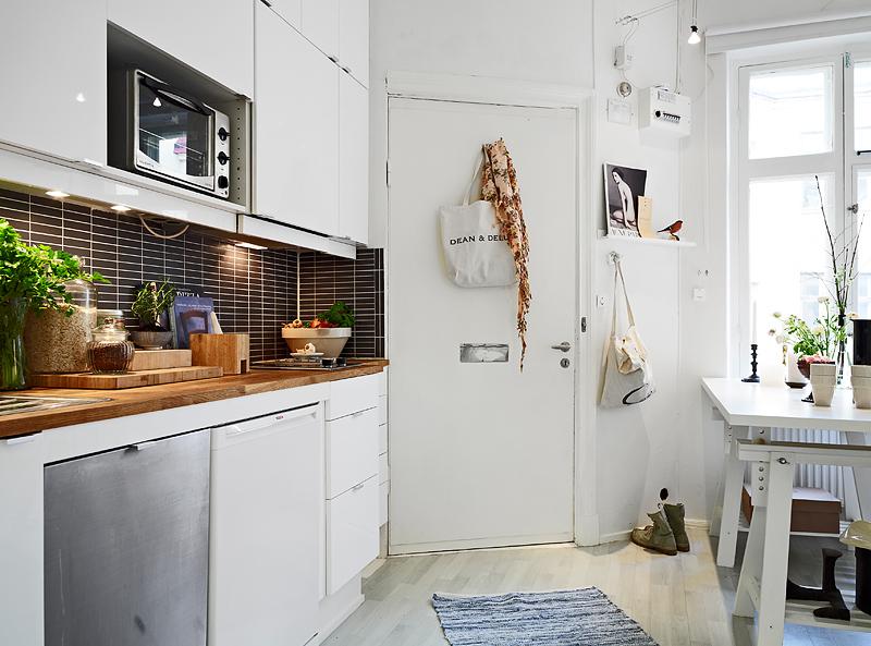 Plan easy home un mini apartamento de 31 m2 for Decorar mini apartamentos