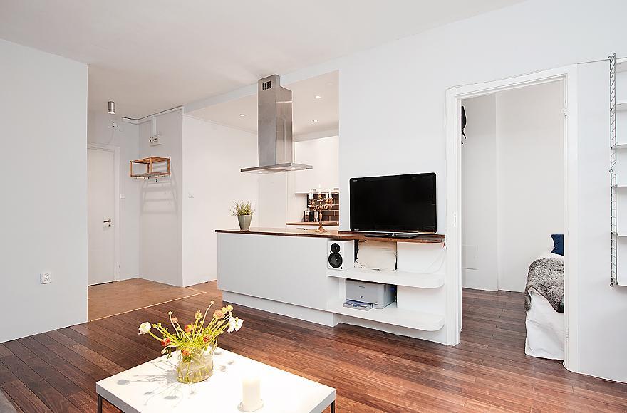 Mi rinc n de sue os apartamento de 35m for Decoracion nordica pisos pequenos