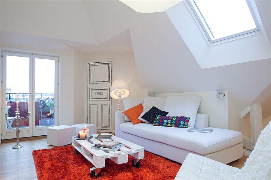 Un peque o d plex de 64m blog tienda decoraci n estilo for Decoracion duplex pequenos