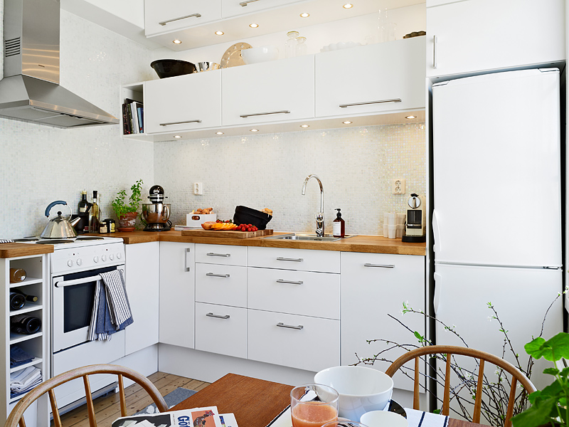 Bonito y acogedor estudio de 37m blog tienda decoraci n for Estudios minimalistas decoracion
