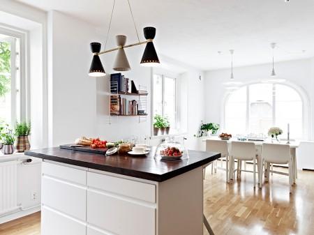 Distribuci n de pisos espa oles y n rdicos for Muebles espanoles modernos