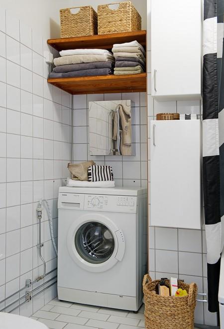 Lavadoras en el ba o soluciones vogue - Lavadora en el bano ...