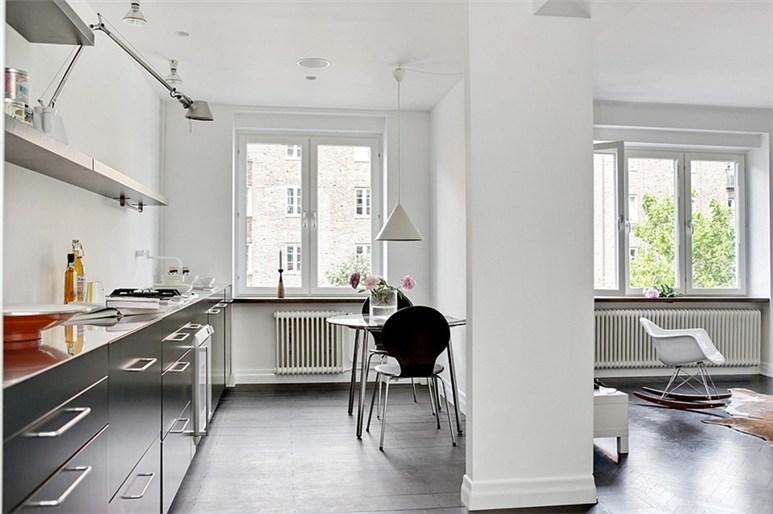 Pon linda tu casa peque os espacios - Amueblar piso pequeno ...