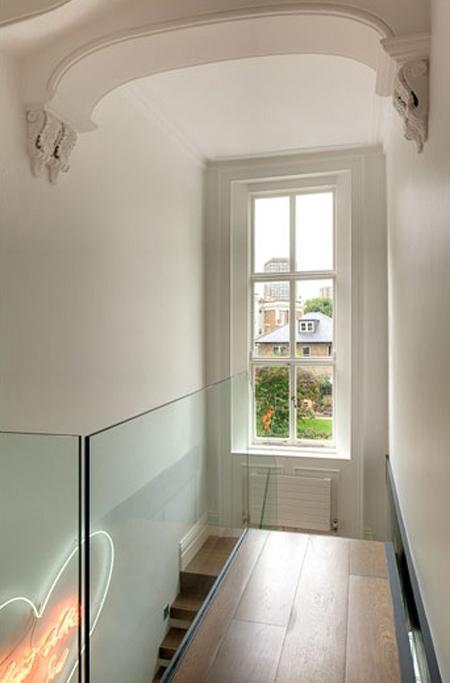 Preciosa casa victoriana en Notting Hill