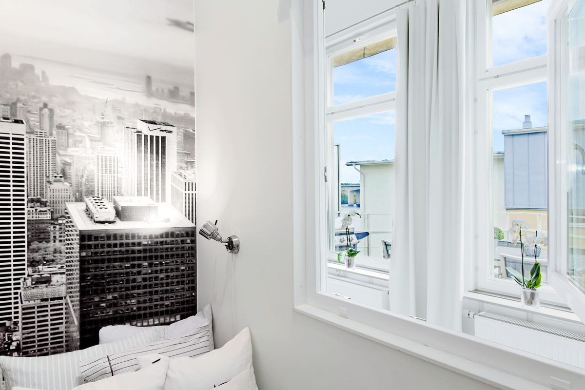 interiores techos altos grandes ventanales espacios difanos cocina comedor salon decoracin nrdica en blanco decoracin nrdica