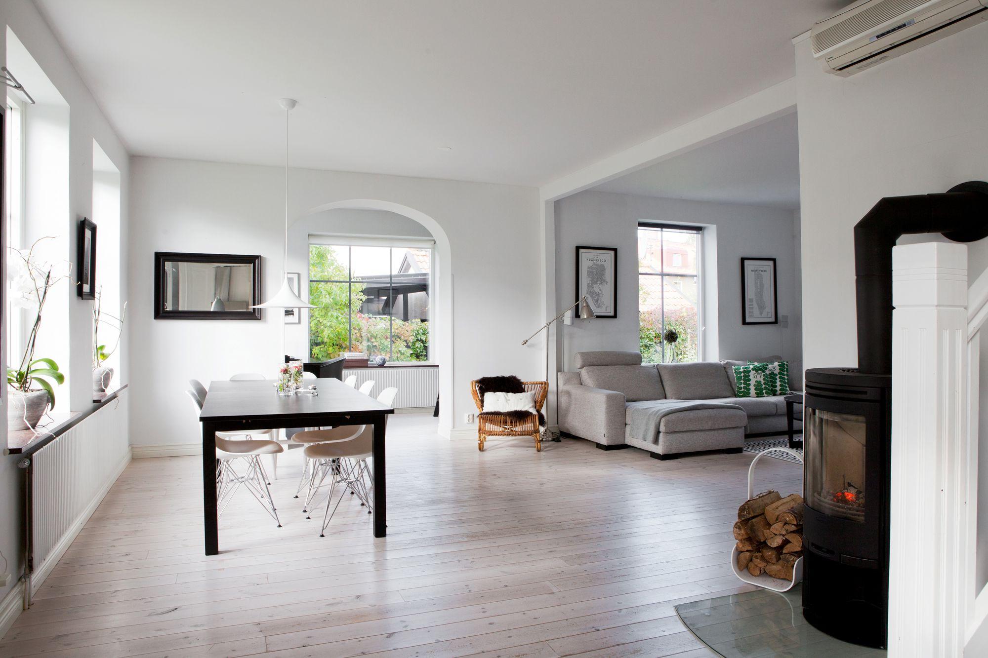 sillas eames muebles de diseo e ikea las casas nrdicas modernas estilo nrdico escandinavo decoracion en