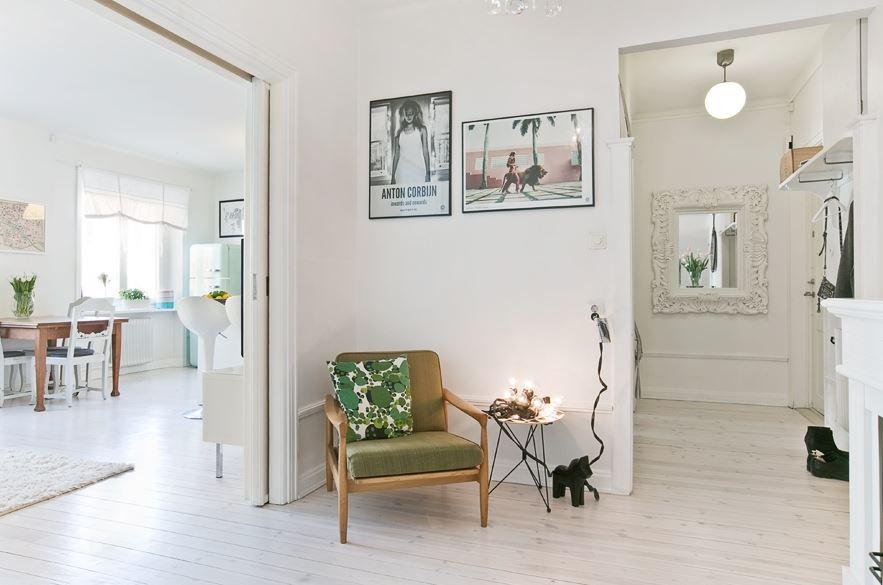 Ideas deco para un piso n rdico peque o blog tienda - Amueblar pisos pequenos ...