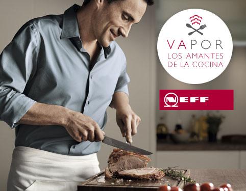 Neff electrodom sticos c mo elegir un horno con vapor - Electrodomesticos profesionales cocina ...