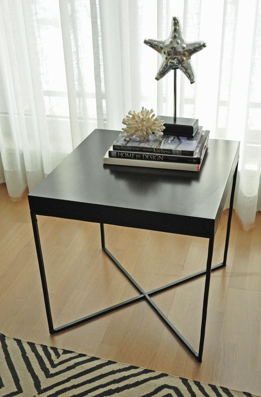Diy ikea hack mesa auxiliar lack blog tienda decoraci n estilo n rdico delikatissen - Mesa auxiliar estilo nordico ...