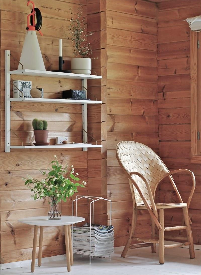 Casas de campo n rdicas delikatissen blog tienda - Casas de madera nordicas ...