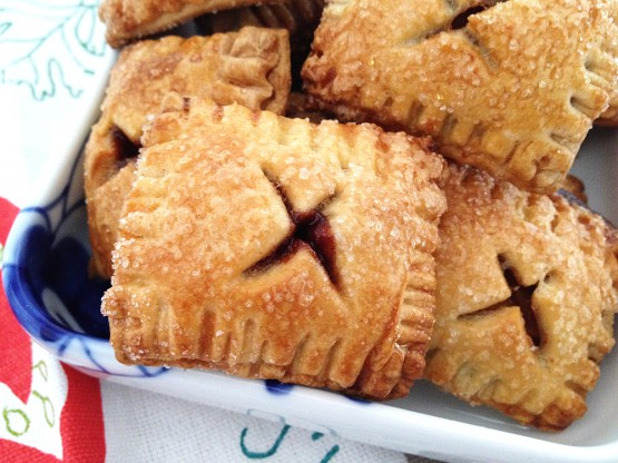 Galletas de apple pie (rellenas de manzana)