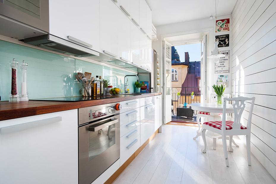 Inspiradora cocina n rdica blog tienda decoraci n estilo for Cocina nordica canal cocina