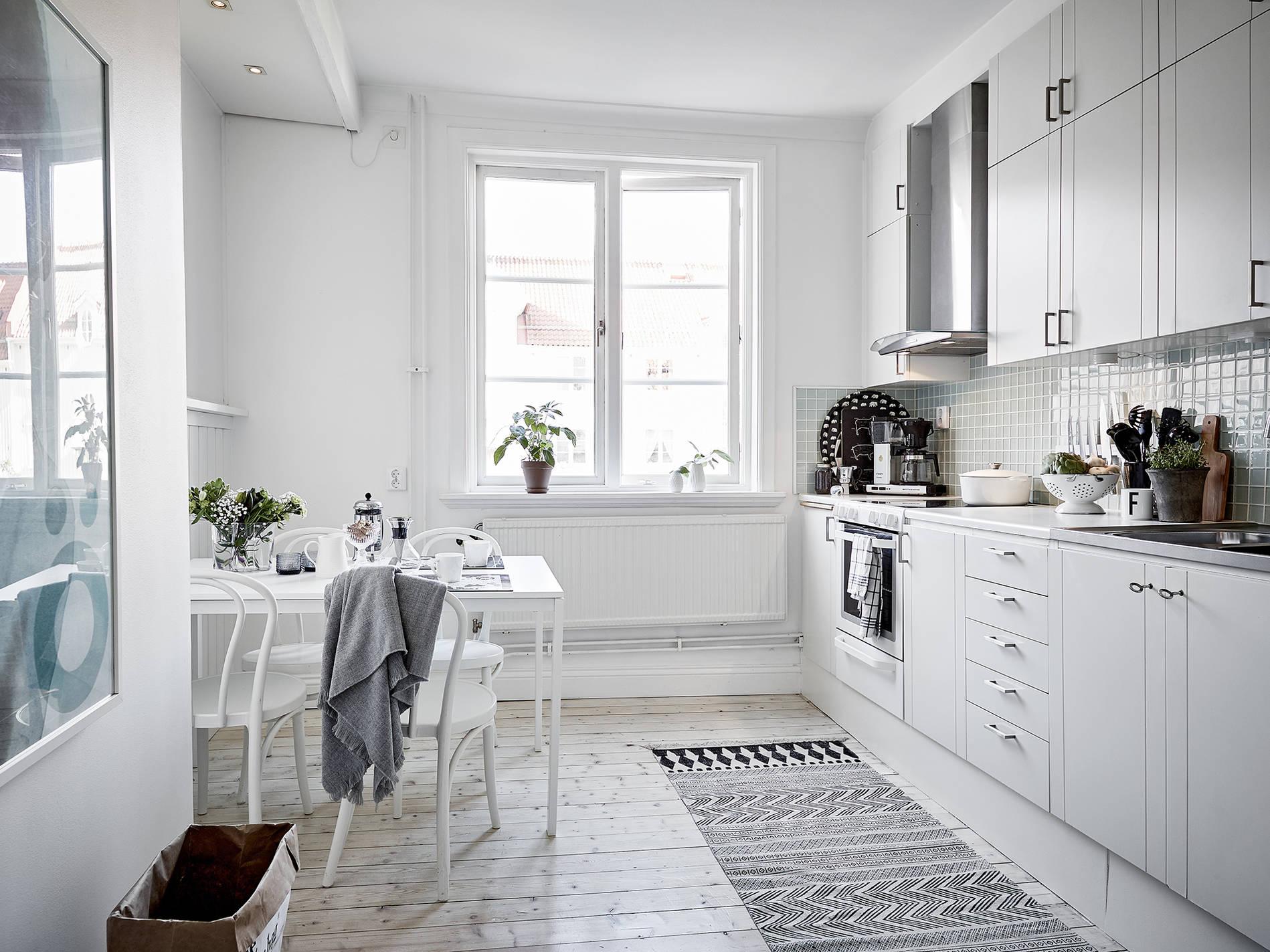5 razones por las que elegir una cocina blanca blog - Decoracion cocinas blancas ...