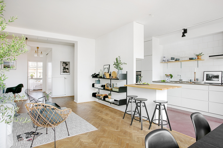Una cocina 2 encimeras blog tienda decoraci n estilo - Cocinas estilo nordico ...