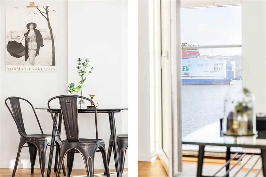 Peque o piso con gran exterior blog decoraci n estilo for Mobiliario nordico online