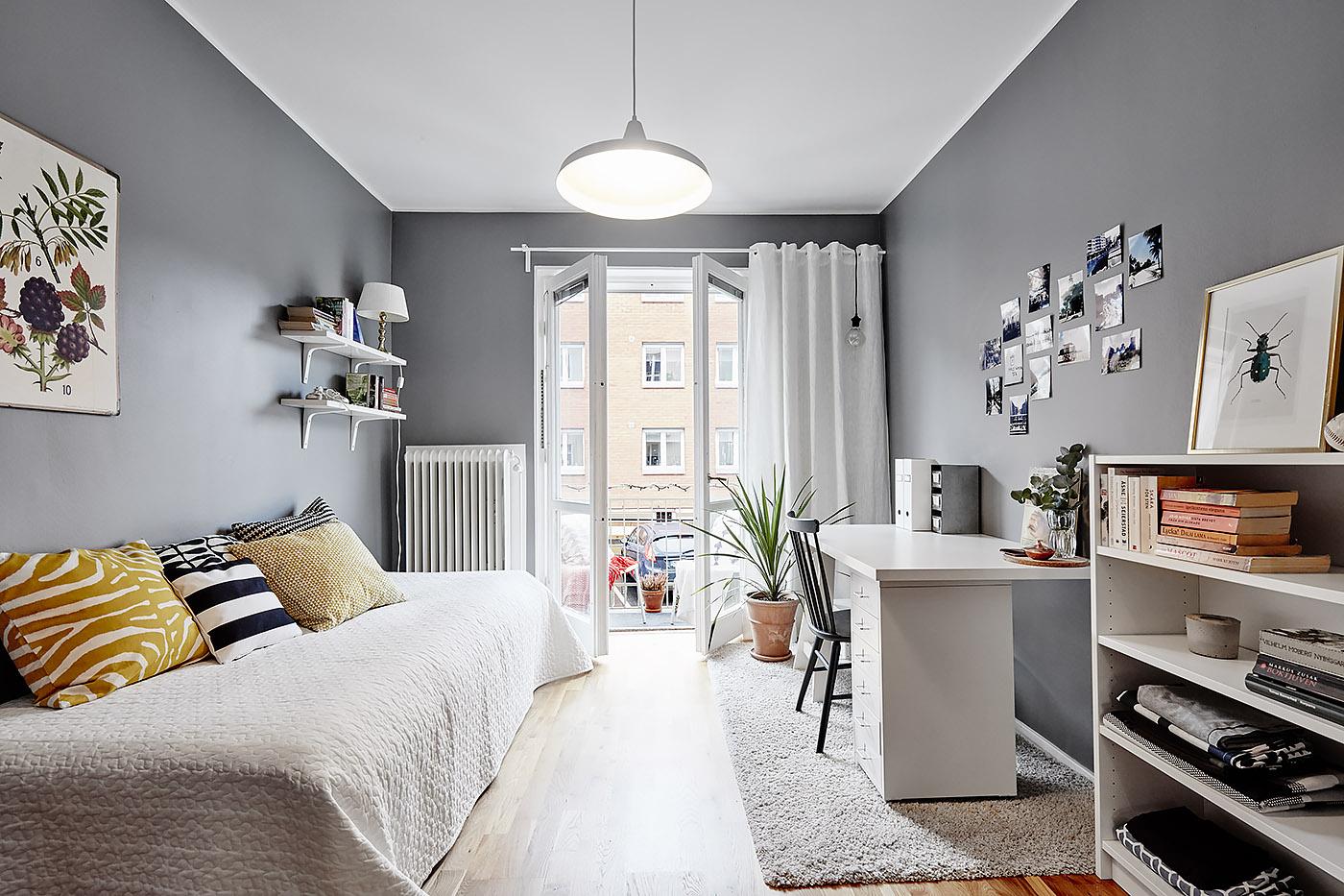 Habitaciones juveniles de estilo n rdico blog tienda - Habitaciones juveniles con estilo ...