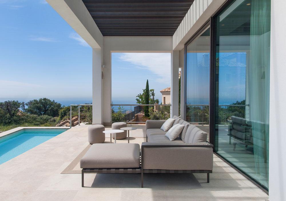 Arquitectura contempor nea en marbella blog tienda decoraci n estilo n rdico delikatissen - Estilo arquitectura contemporaneo ...