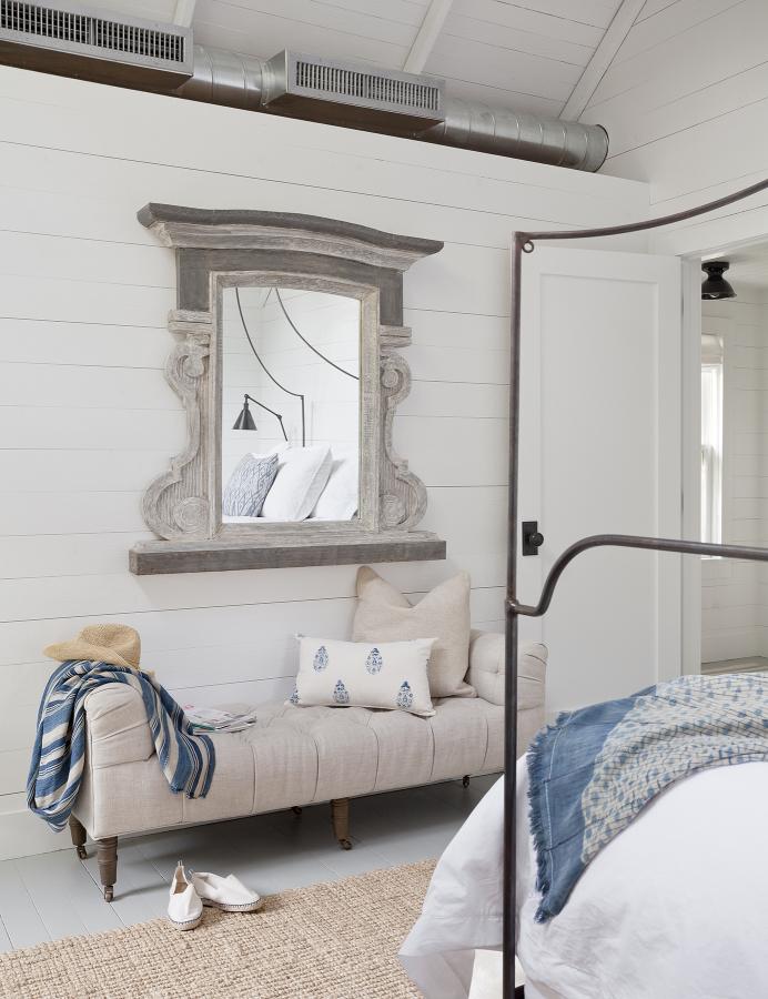 estilo marítimo decoración estilo decorativo hamptons decoración interiores americanos decoración hamptons decoración blancos madera textiles casas en la playa decoración blog decoración nórdica Beach house en los Hamptons