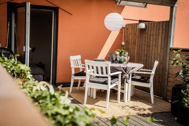 terrazas de madera salón de exterior muebles de exterior habitación decoración infantil estilo nórdico escandinavo diseño de exteriores decoración terrazas blog decoración nórdica blog decoración exteriores