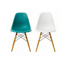 Eames Plastic Side Chair DSW - Vitra