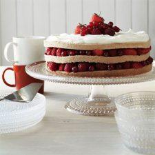Fuente para tarta