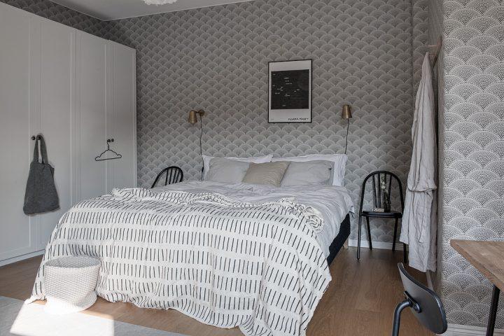 flores frescas decor estilo escandinavo Decorar con plantas y flores blancas decoración pisos pequeños decoración neutros decoración en blanco blog decoración nórdica