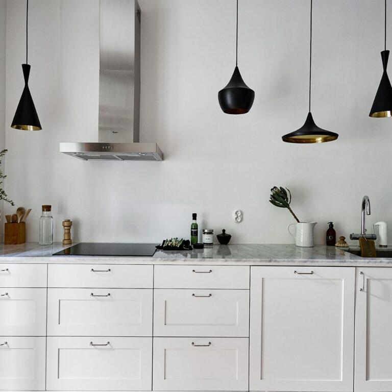 cocinas sin muebles superiores - - Blog tienda decoración estilo ...