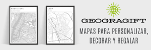 geogragift mapas para decorar