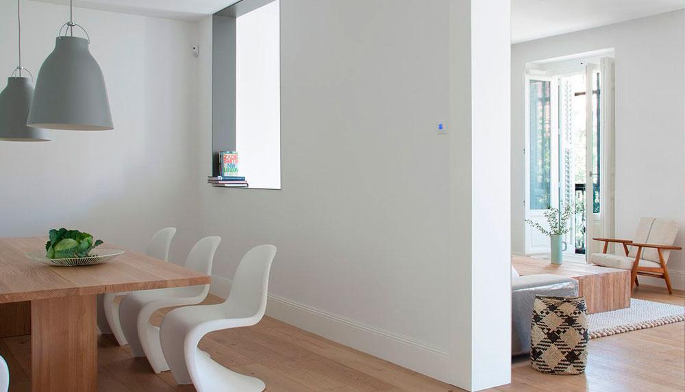 Moderna reforma en madrid blog tienda decoraci n estilo for Arredamento nordico moderno
