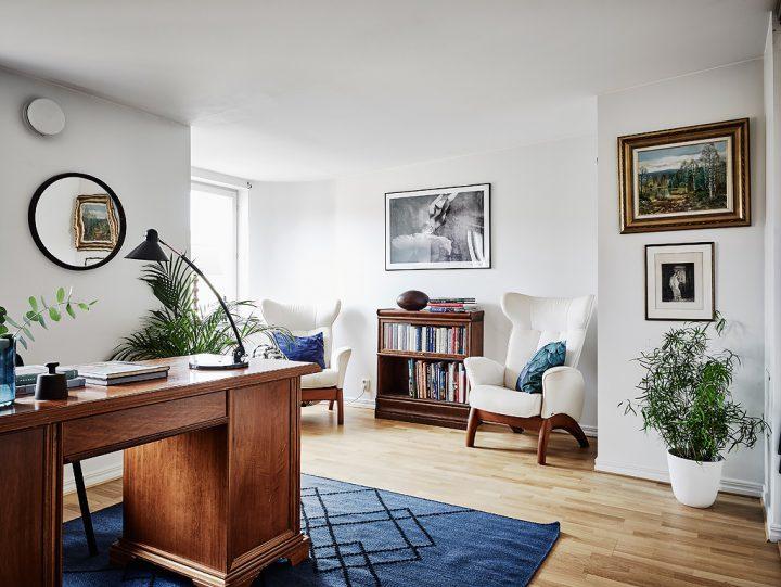 tendencias decoración piso sueco Pantone Greenery 15-0343 modas decoración interiores nórdicos Estilismo de interiores color of the year blog decoración sueca