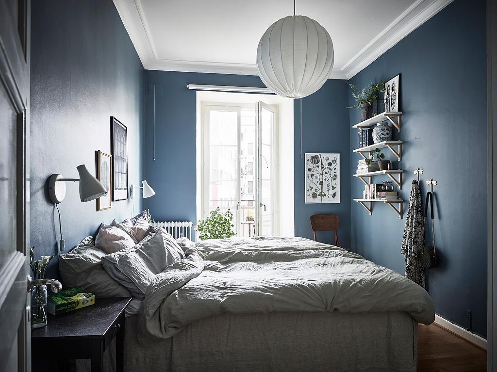 Interiores espacios peque os delikatissen blog for Muebles diseno nordico