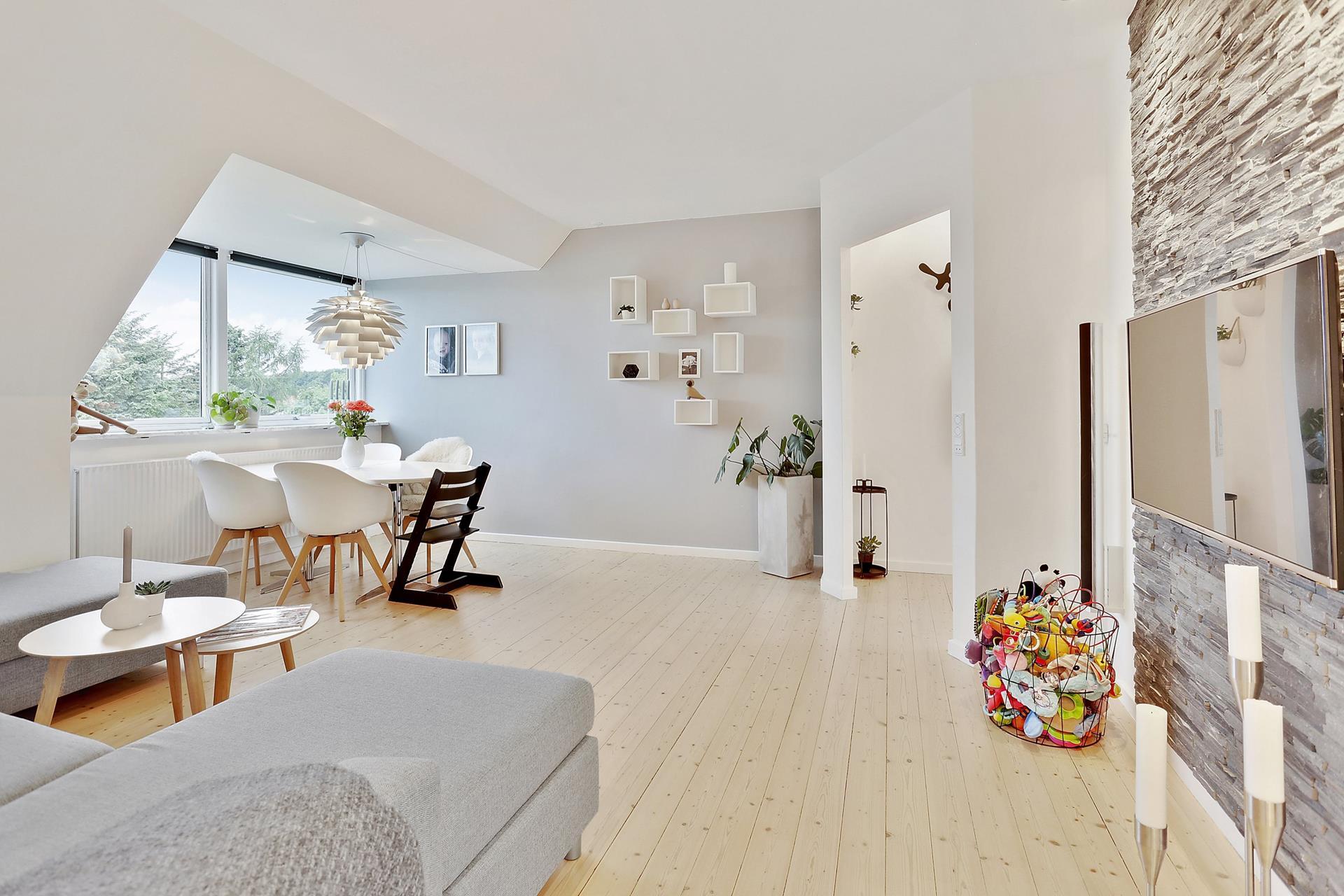 Pisos modernos en edificios de los 60 blog tienda decoraci n estilo n rdico delikatissen - Pisos modernos ...