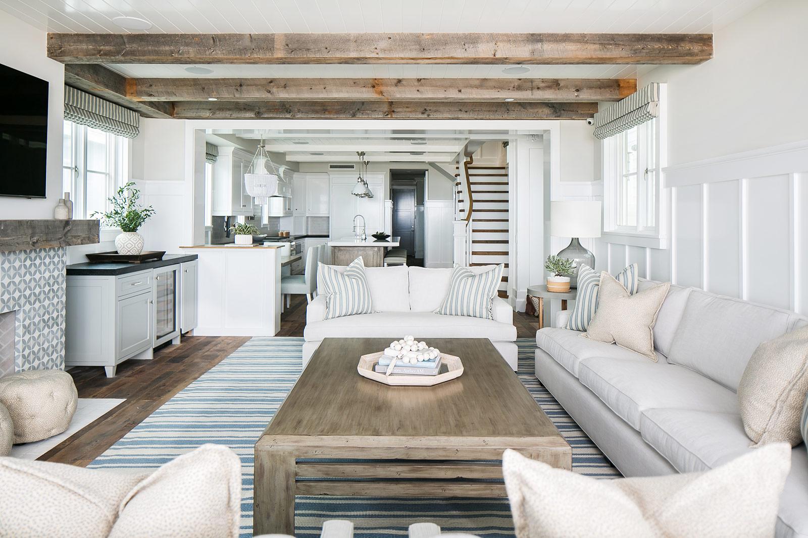 Casa junto a la playa en newport beach california blog tienda decoraci n estilo n rdico - Camino a casa decoracion ...