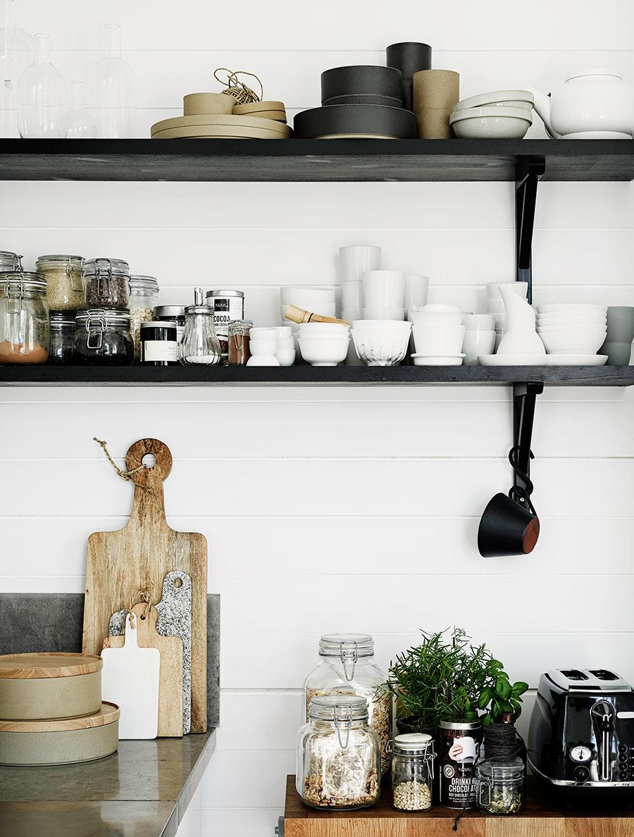La casa minimalista de una estilista de interiores nórdica