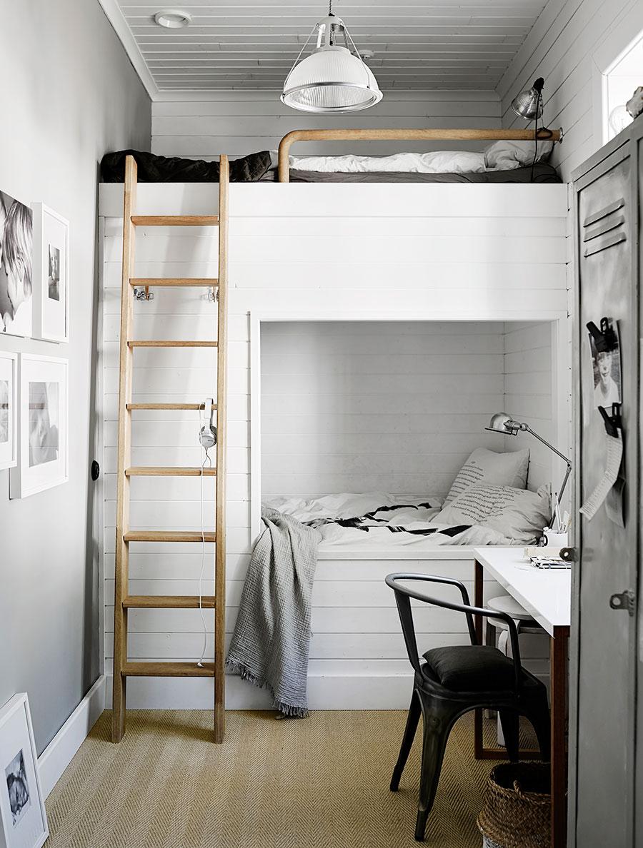 La casa minimalista de una estilista de interiores n rdica for Decoracion interior de casas minimalistas