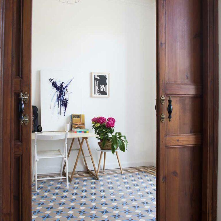 suelos mosaico suelos de mosaico Nolla pisos valencia estilo nórdico muebles nórdicos lamparas tom dixon estilo nórdico mediterráneo estilo nórdico estilo mediterráneo estilo escandinavo