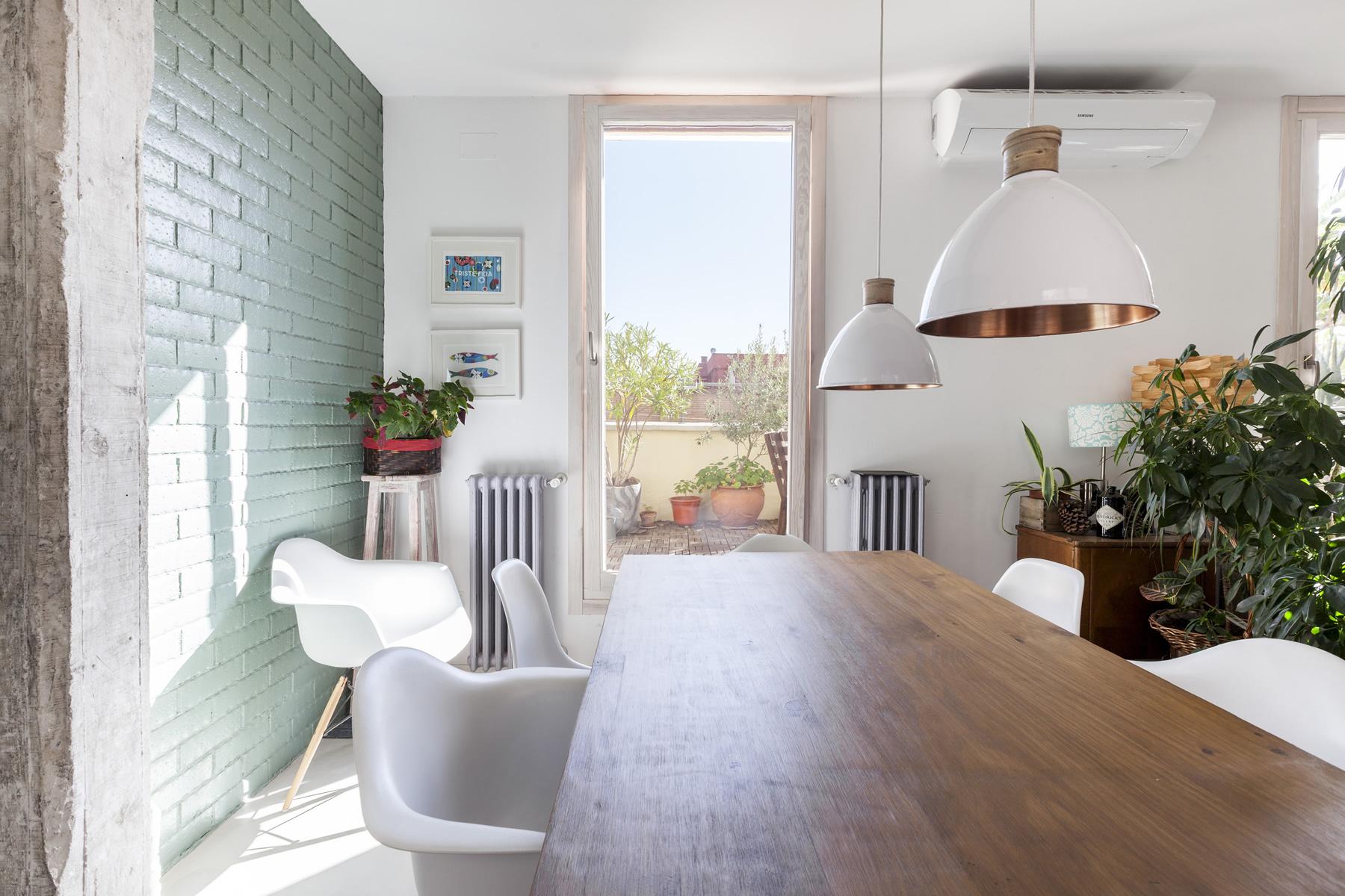 Reforma en madrid de ocho habitaciones a cuatro blog tienda decoraci n estilo n rdico - Decoracion madrid ...