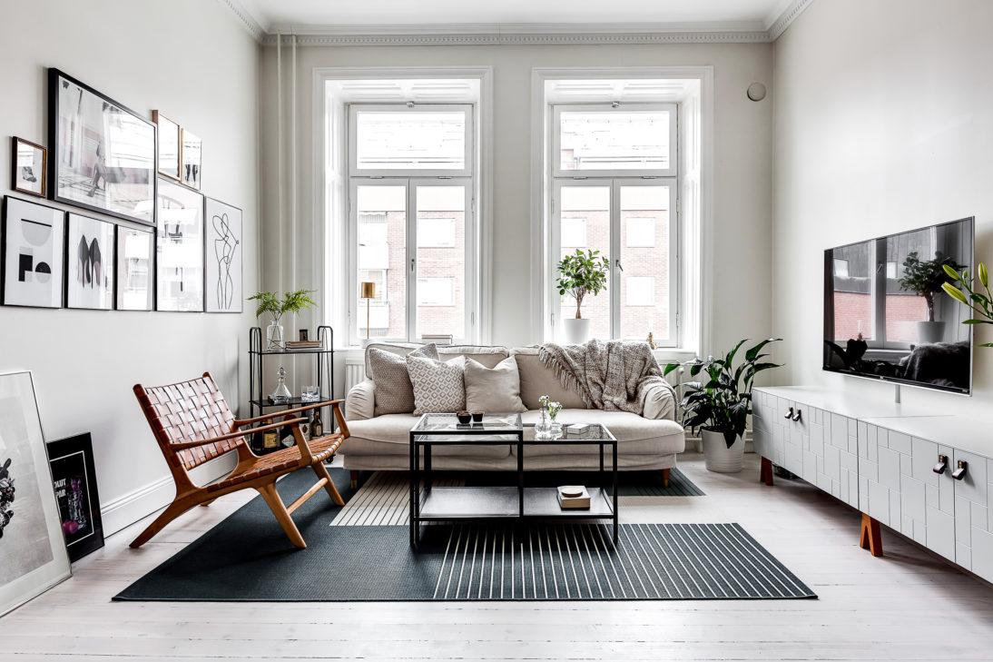 La tele esa gran escondida de las decoraciones blog - Decoracion moderna salon ...
