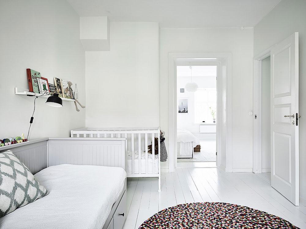 Chill decoraci n 4 claves para una habitaci n infantil for Habitacion estilo escandinavo