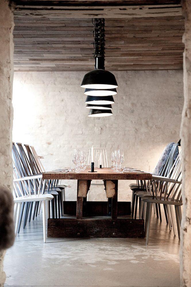 restaurante Höst restaurante copenhague estilo nórdico estilo escandinavo diseño nórdico diseño danés decoración restaurante decoración comercial