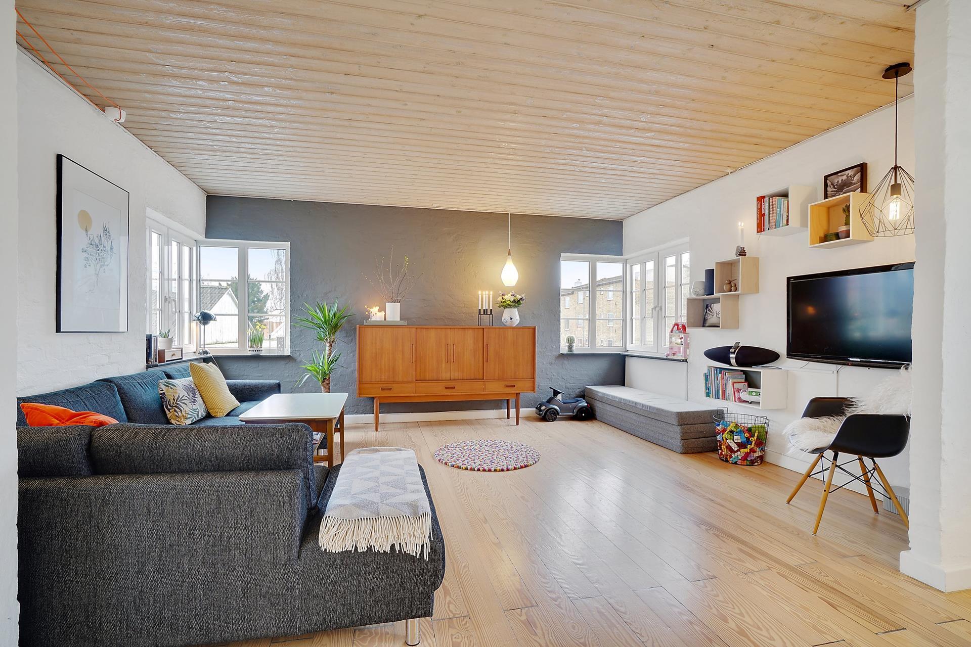 Una casa danesa con s tano habitable blog tienda for Diplomado en diseno de interiores online