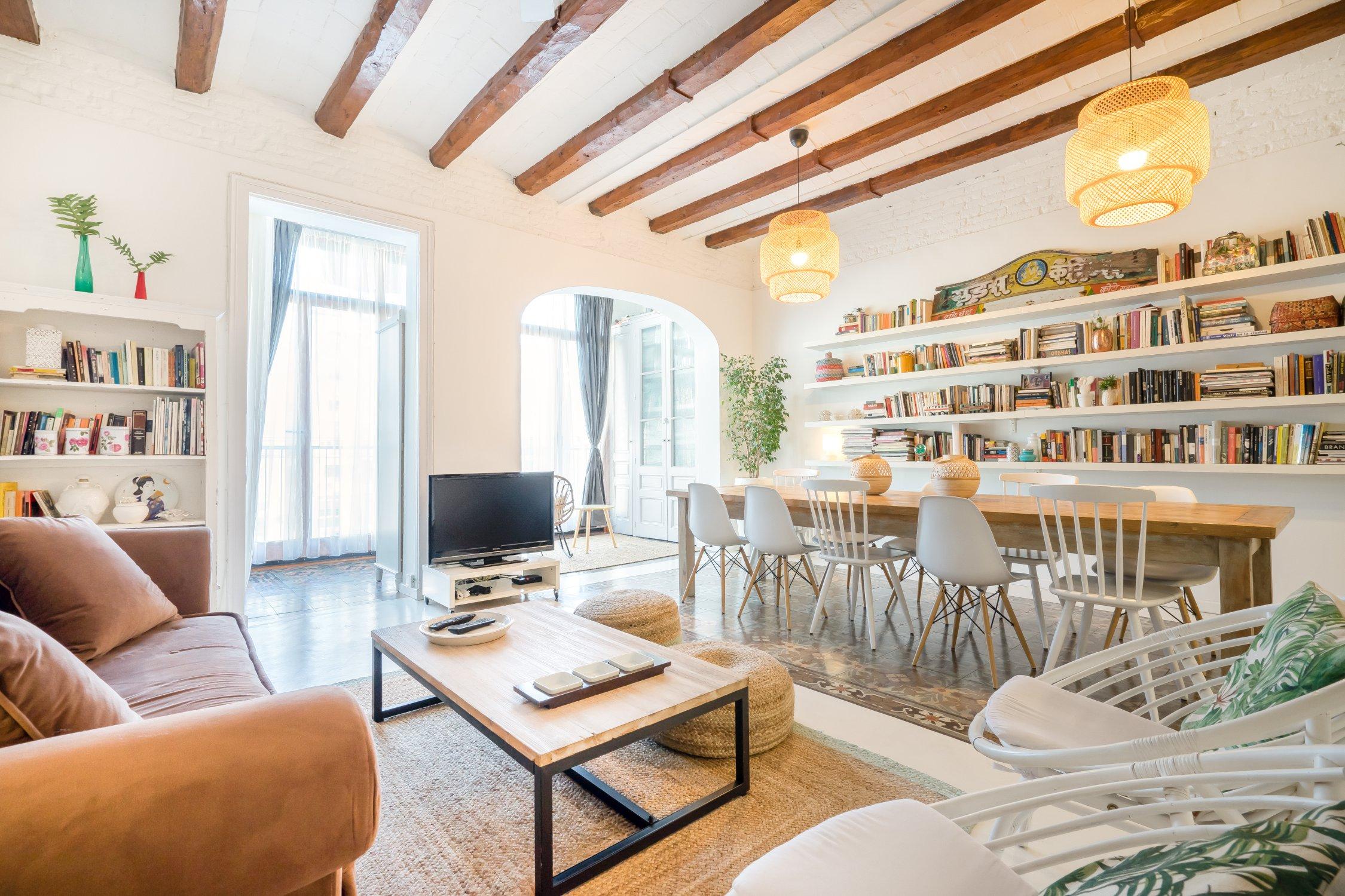 Gran apartamento de vacaciones en barcelona blog tienda - Apartamentos en barcelona vacaciones ...