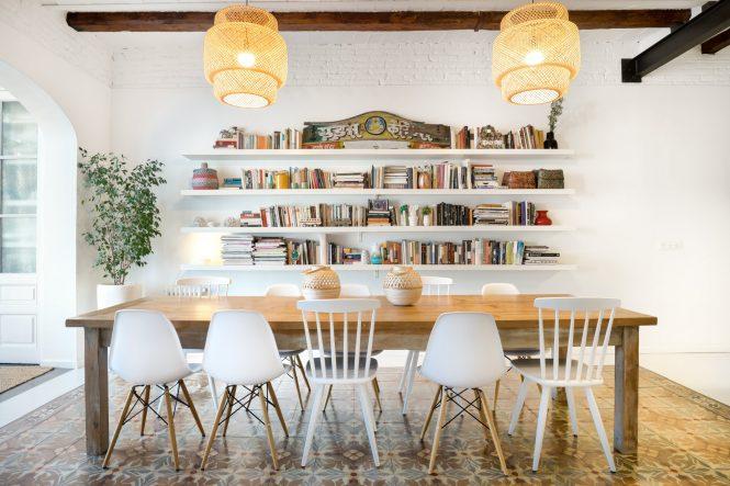 Gran apartamento de vacaciones en barcelona decoracion - Apartamentos de vacaciones en barcelona ...
