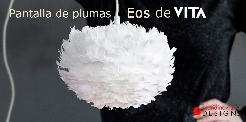 Pantalla de plumas Eos de Vita