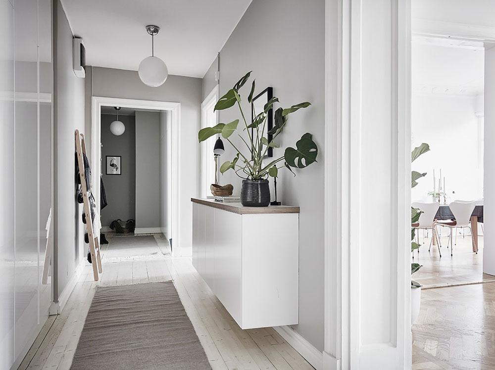 6 claves para decorar un recibidor n rdico blog tienda - Piso estilo nordico ...