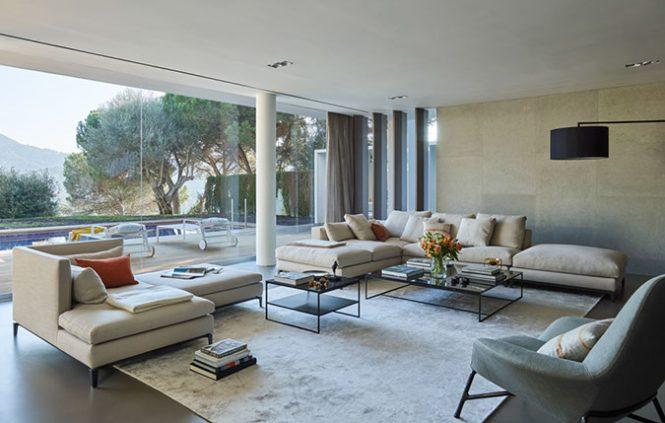 Casa de diseño en el Vallés Oriental, Barcelona