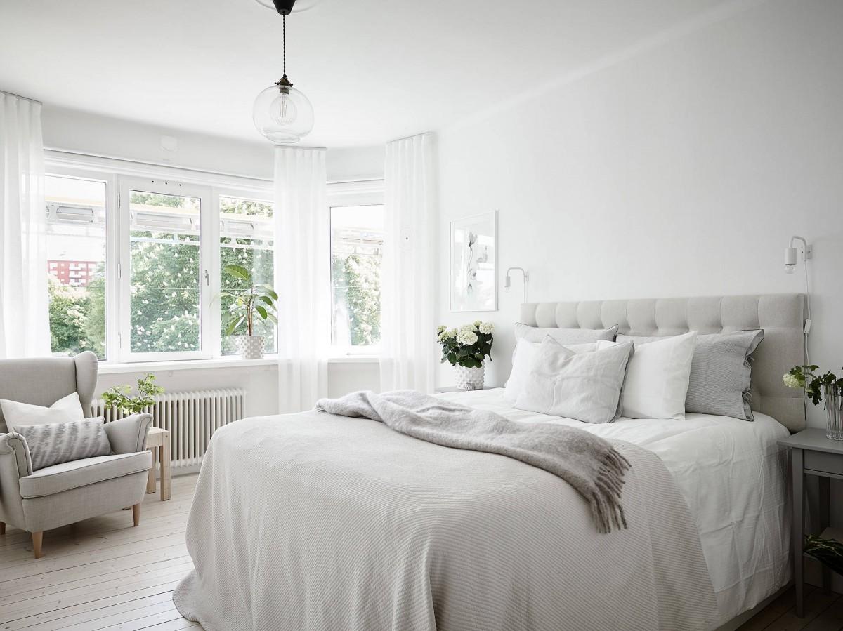 Un dormitorio lleno de frescura | delikatissen