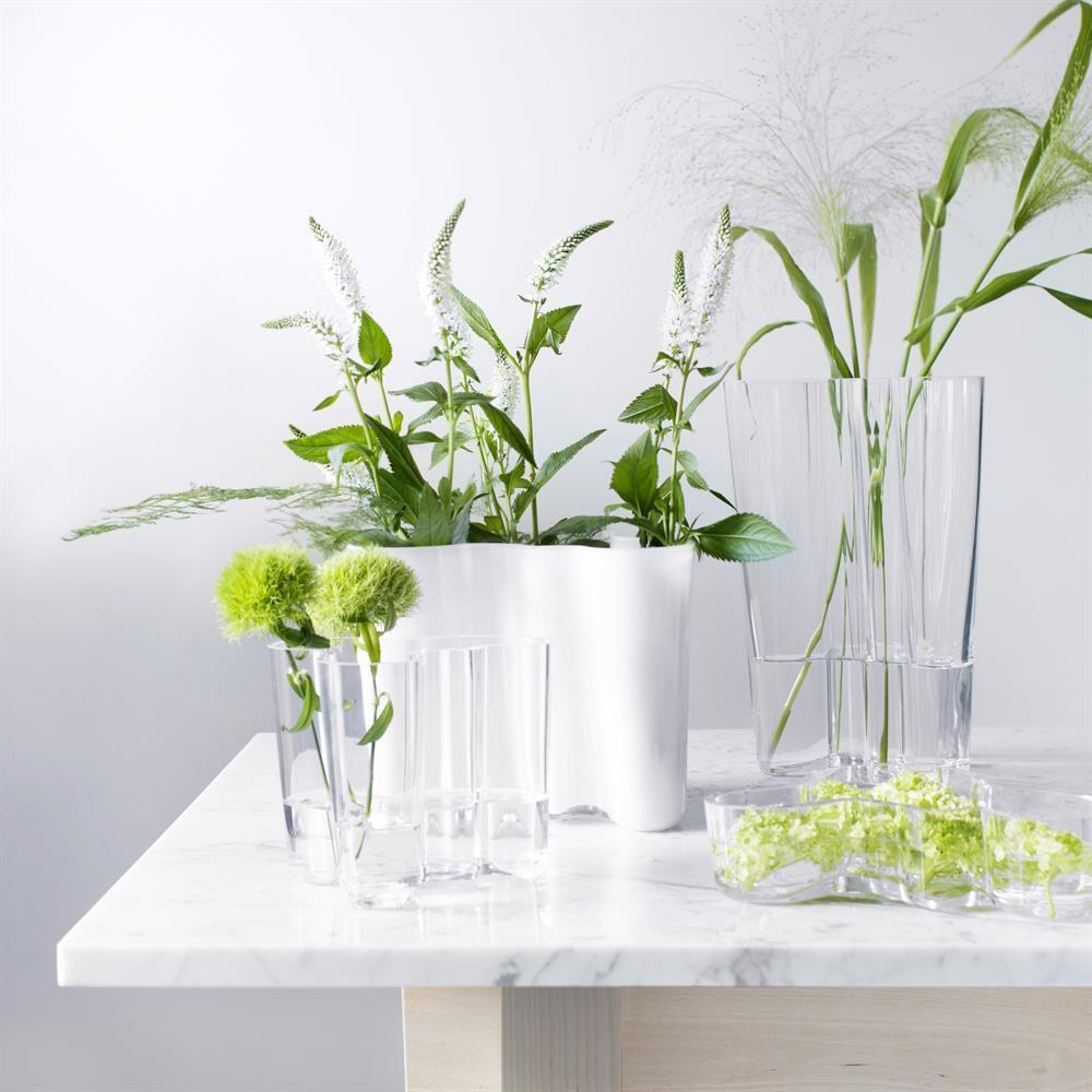 savoy vase laponia jarrón Aalto diseño nórdico diseño finlandés diseño escandinavo arquitecto finlandés alvar aalto Alto Vase Aino Maria Marsio-Aalto