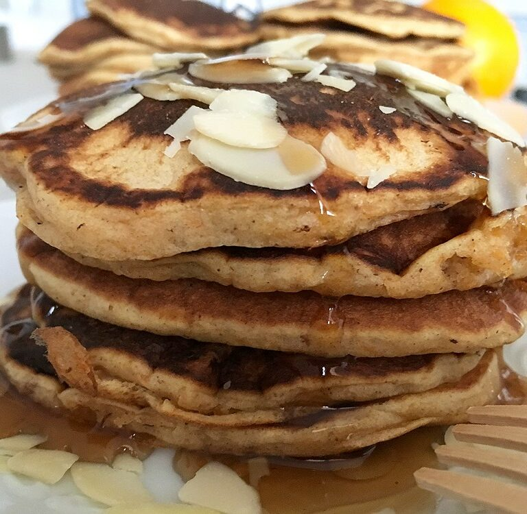 tortitas pancakes tortitas de calabaza pumkin pancakes pancakes maple syrup pancakes buttermilk desayunos americanos